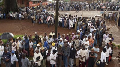 Sierra Leone polls hit by delays