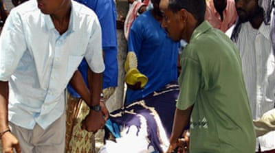Two held over Somalia murders