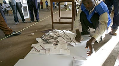 Vote count begins in Sierra Leone