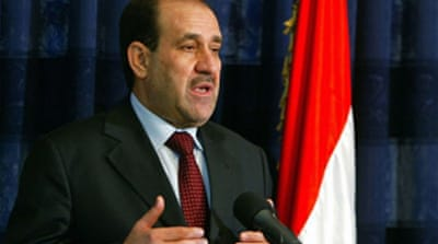 Iraq PM hits out at critics