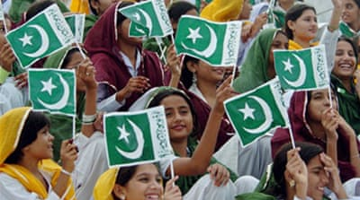 Pakistan marks independence day