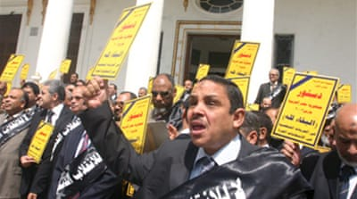 Egypt Brotherhood members arrested