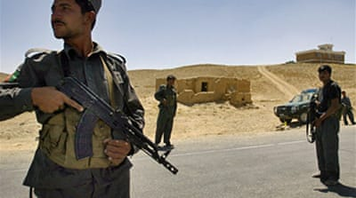 German woman kidnapped in Kabul
