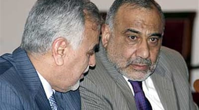 Iraq parties agree on talks agenda