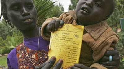 Israel to turn back Darfur refugees