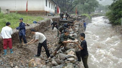 Global appeal for N Korea flood aid