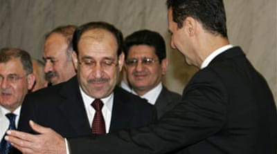 Syria pledges Iraq help