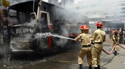 Curfew in Bangladesh after rioting