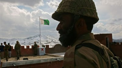 Pakistan army officer abducted