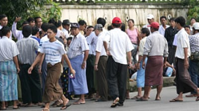 Myanmar to put activists on trial
