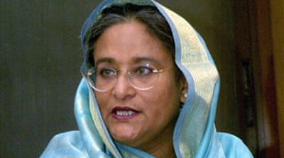 Trial of ex-Bangladesh PM begins