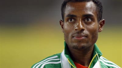 Bekele wary of Beijing pollution