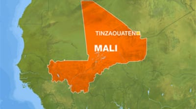 Mali landmine kills civilians