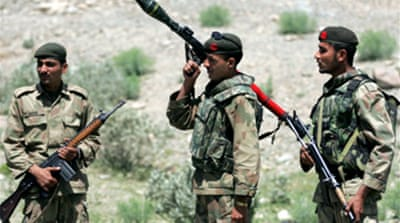 Pakistani soldiers 'to be released'