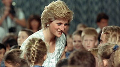 Diana death anniversary marked