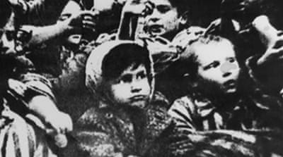 Holocaust's children sue
