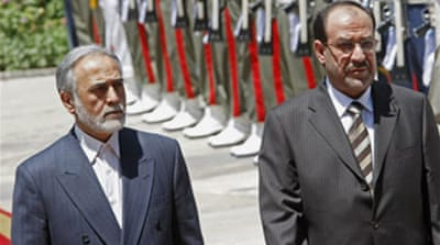 Al-Maliki arrives in Iran