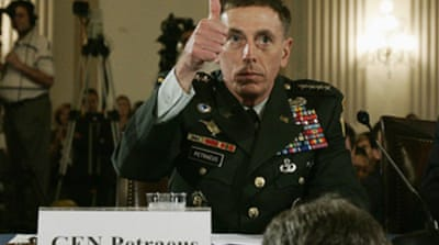 Petraeus: 'Surge' meets objectives