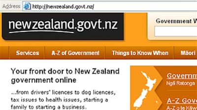 NZ government computers 'hacked'