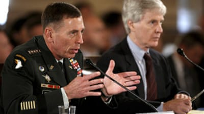 Iraq welcomes Petraeus approach