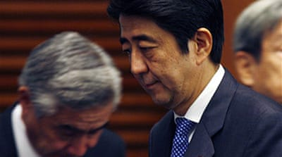 Abe quits as Japan PM