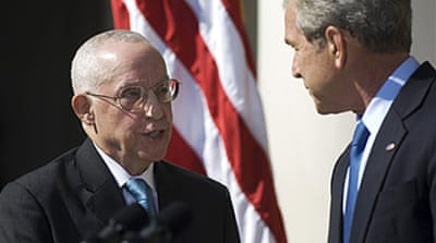 Bush nominates new attorney-general