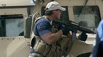 US vows Blackwater killings probe