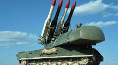 US-Russia missile row persists