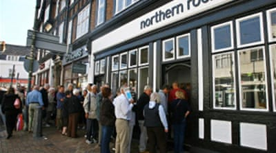 Northern Rock shares rebound