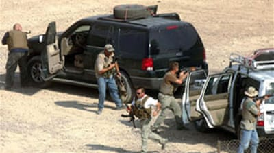 'No immunity' for Iraq contractors