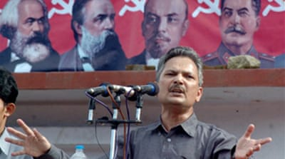 Maoists quit Nepal government