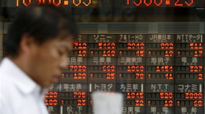 Asia markets soar after US rate cut