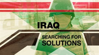 Iraq: Searching for solutions