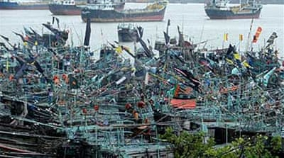 Bangladesh fishermen missing at sea