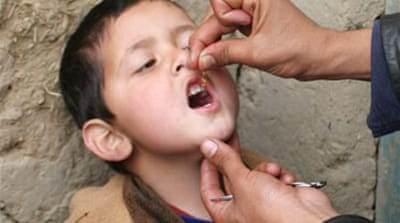 Taliban allows polio vaccinations
