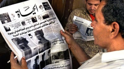 Three Egyptian journalists jailed