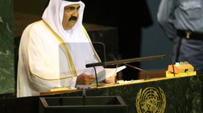Qatar: Iraq conflict too big for US