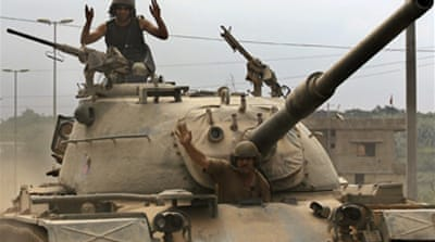 Lebanon camp siege toll put at 400