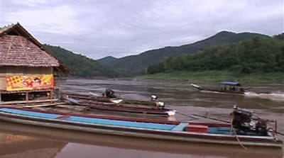 Thailand halts work on Salween dam