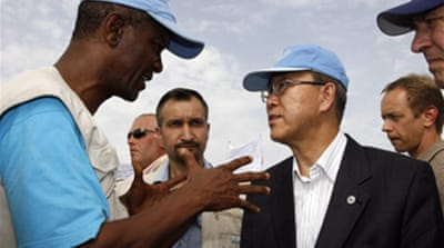 Darfur shocks and humbles UN chief