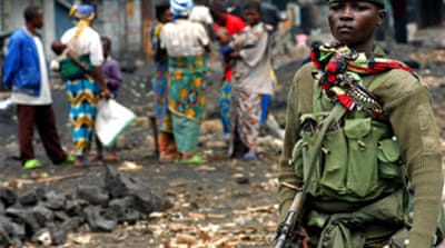 DR Congo 'facing full-fledged war'