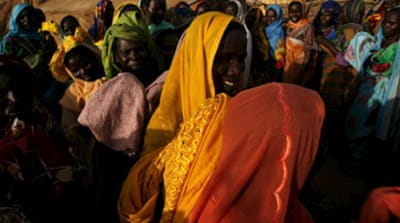 Chad backs UN efforts on Darfur