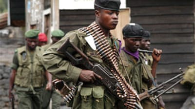 Rebels urged to join DR Congo army