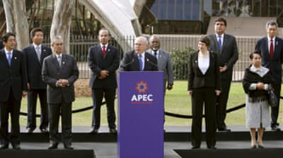 Apec plea to resolve Doha deadlock