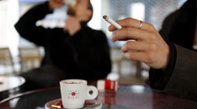 France introduces smoking ban