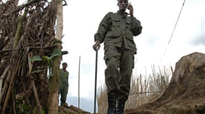 DR Congo's rebels suspend talks