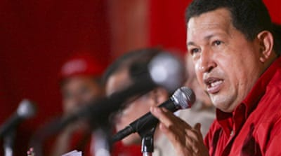 Chavez threatens to take over farms