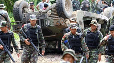 Southern Thai violence increases