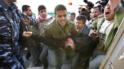 Palestinians killed in Israeli raid