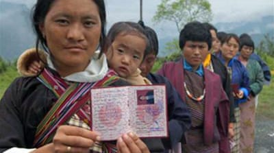 Bhutan elections set for March